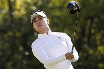 LPGA Danielle Kang garde son avance au Tournoi des Championnes)