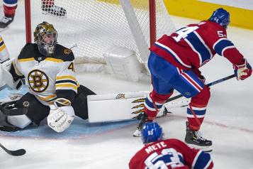 Les Bruins à l'honneur dans la LNH)