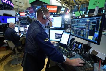 NASDAQ et S&P 500 Wall Street termine sur des records)