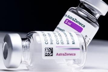 Vaccin AstraZeneca Premier cas de thrombose en Ontario)