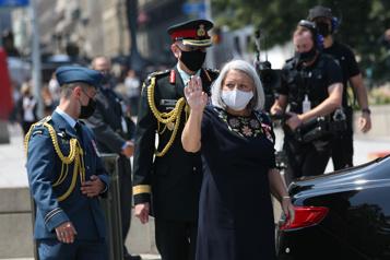 Nouvelle gouverneure générale du Canada Des Inuits y voient de l'espoir)