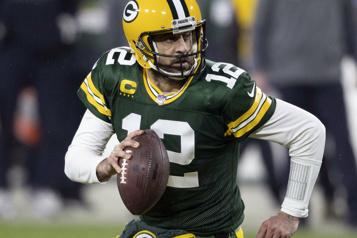 Les Packers veulent poursuivre leur association avec Aaron Rodgers)