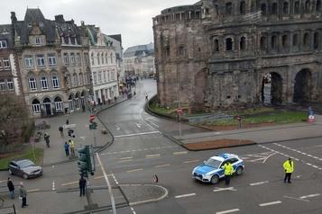 Allemagne Au moins deux personnes tuées par une voiture dans une zone piétonne)
