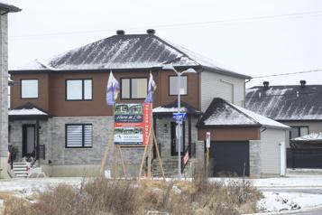 Construction résidentielle Encore un record en mars)