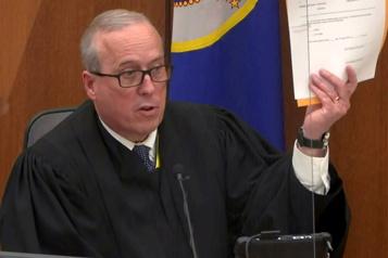 Procès de Derek Chauvin Le jury délibère)