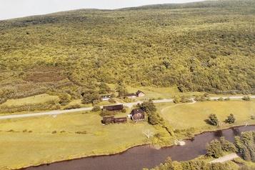 Un domaine familial d'une centaine d'hectares converti en aire protégée en Estrie)