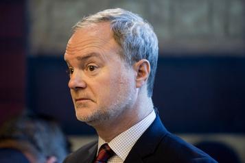 Démission du sénateur André Pratte