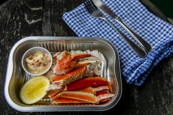Critique La saison des fruits de mer au Liverpool House)
