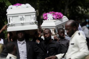 Séisme en Haïti Le bilan passe à 2207morts et plus de 12000blessés)