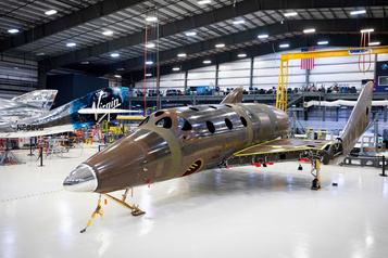 Virgin Galactic n'en finit plus de s'envoler en Bourse