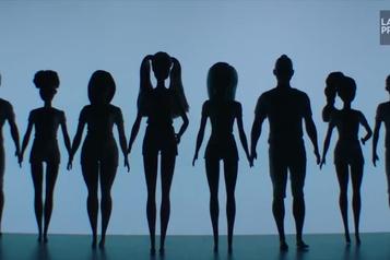 La nouvelle Barbie de la diversité