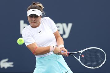 Bianca Andreescu atteinte de la COVID-19 )
