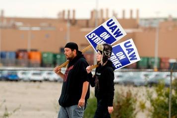 En pleine grève, les ouvriers de GM peinent à joindre les deux bouts