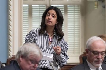 Loi 21: Dominique Anglade ne renouvellerait pas la dérogation