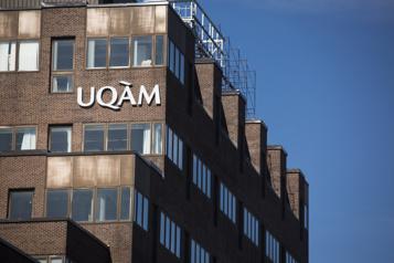 Mouvement de soutien pour l'étudiante poursuivie par l'UQAM)