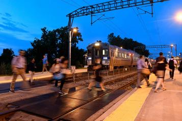 Des trains à moitié pleins pour la rentrée, prévoit exo)
