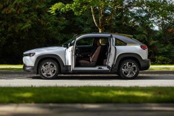 Mazda La concurrence du MazdaMX-302022