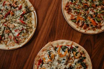 Les pizzas surprenantes de ChezZac)