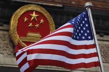L'OMC cloue au pilori les taxes douanières punitives de Trump contre Pékin)