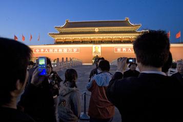 La cité interdite de Pékin rouvrira le 1ermai)