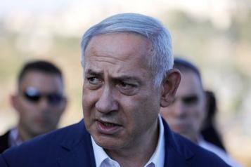Nétanyahou se dit «pas impressionné» par des menaces du Hezbollah