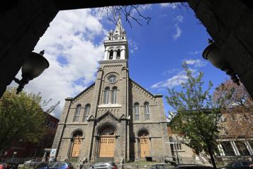 Une église de Montréal convertie en espace de création jeunesse)