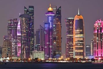 En 2022 Au Qatar, les hôtels luttent pour survivre jusqu'au Mondial)