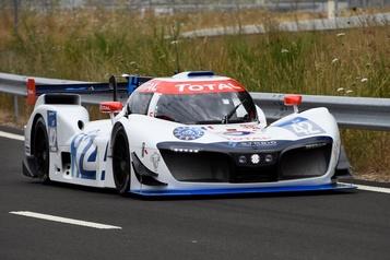 L'écurieH24 Racing présentera une nouvelle voiture à hydrogène aux 24 h du Mans)