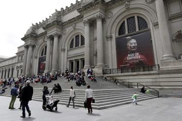 Le Met de New York rouvrira au public le 29août)