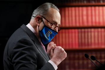 Plan de relance Le chef démocrate du Sénat confiant avant le vote)
