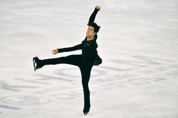 Patinage artistique Nathan Chen décroche un troisième titre mondial)