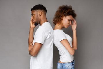 Cinq raisons pour lesquelles les couples se chicanent