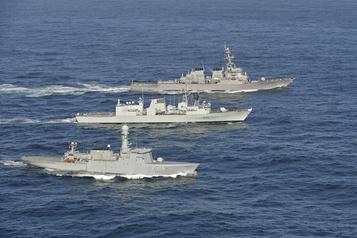 Le Canada mène un exercice militaire dans l'Arctique)