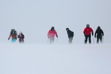 Stations de ski  «Notre philosophie, c'est d'y aller progressivement» )