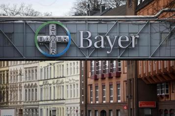Le glyphosate cause une année 2020 noire pour Bayer)