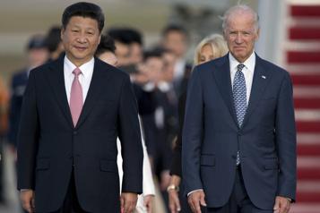 Crise transatlantique Confrontation à prévoir entre Biden et Xi à l'ONU)