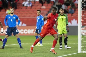 Qualifications de la CONCACAF Le Canada blanchit le Salvador3-0 à Toronto)