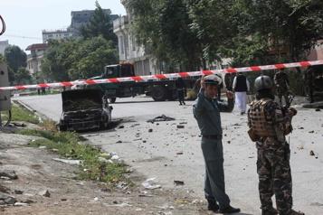 Afghanistan Le groupe État islamique revendique l'attaque visant le palais présidentiel)