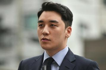 Corée du Sud Une ex-star de la K-pop condamnée à trois ans de prison pour proxénétisme)