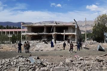 Afghanistan: au moins 11 morts dans un attentat des talibans)