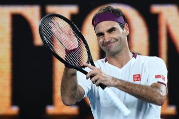 Internationaux d'Australie: Federer rebondit et passe en quarts