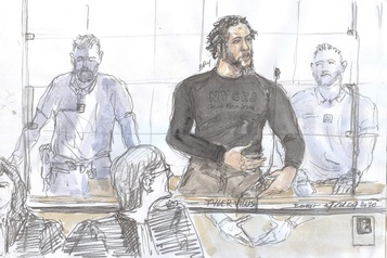 France Un djihadiste condamné pour des meurtres commis en Syrie)