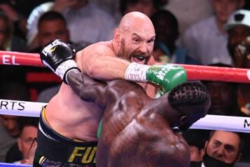Tyson Fury met Deontay Wilder K.-O.