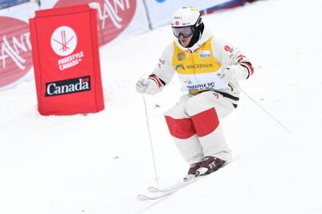 MikaëlKingsbury: «Ma meilleure saison»