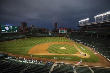MLB: le commissaire croit que la saison continuera malgré la COVID-19)