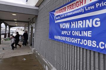 Hausse des inscriptions au chômage aux États-Unis)
