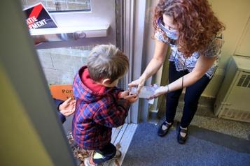 Écoles primaires et couvre-feu Des allègements aux mesures sanitaires entrent en vigueur lundi)