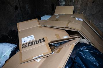 Matières recyclables: tout à la poubelle