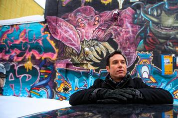Chasseur degraffitis