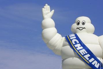 Biomasse et recyclage Michelin s'engage à produire des pneus «100% durables» d'ici 2050)